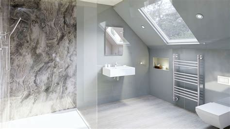multi panels for bathrooms the tile alternative 187 multipanel