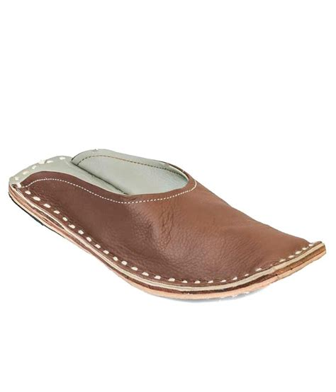 slipper purchase punjabi slipper brown slippers price in india buy punjabi