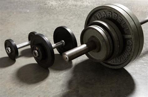 the ultimate barbell vs dumbbell showdown
