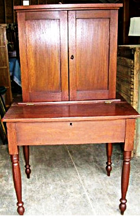 Antique Plantation Desk by Plantation Desk
