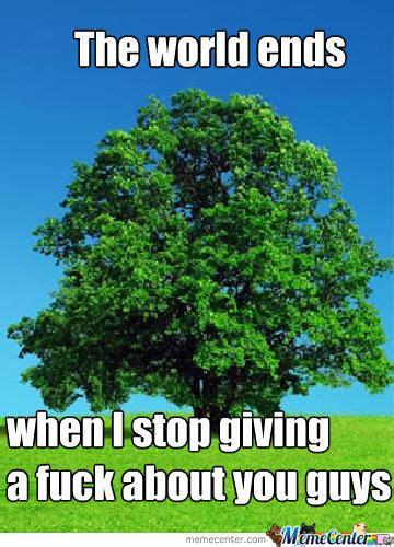 Tree Meme - trees by broguekick meme center