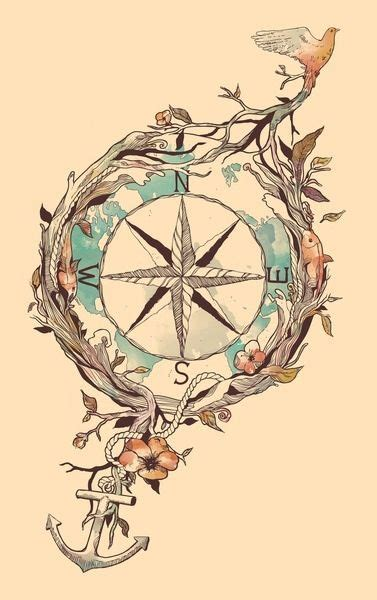 compass tattoo einfach compass tumblr this would be a good tattoo with a good