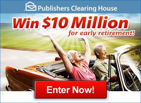 Enter Publishers Clearing House - how to win publishers clearing house sweepstakes 28 images pch 5000 a week for