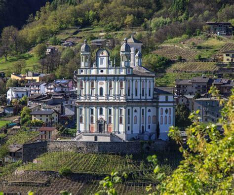 santuario santa casa di loreto tresivio sondrio cultura chiese santuario santa casa di loreto valtellina