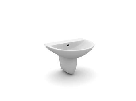 Kitchen Wash Basin Models Wall Hung Wash Basin 3d Model 3dsmax Files Free