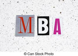 Mba Acronym by Business Administration Stock Photos And Images 17 061