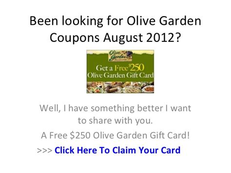 olive garden coupons in store olive garden coupons august 2012