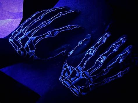 glow in the dark lightning tattoo 20 glow in the dark tattoo designs ideas design trends