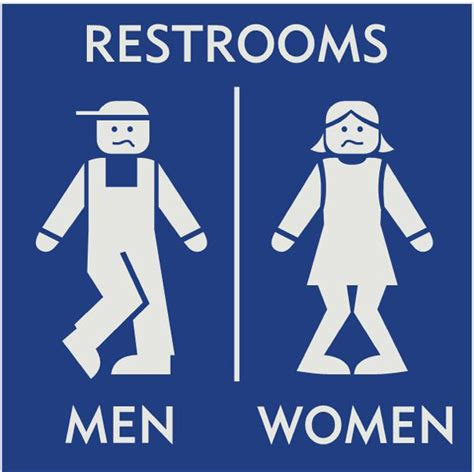 men women bathroom sign bathrooms for men interior decorating