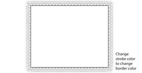 certificate border free vector clip arts free clip art
