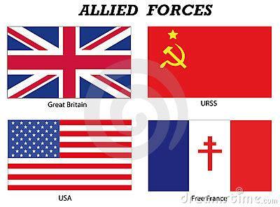 The Allies axis allies