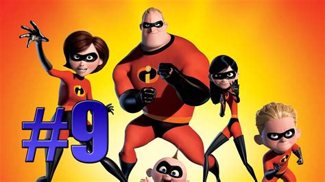 disney infinity missions disney infinity incredibles side missions part 9