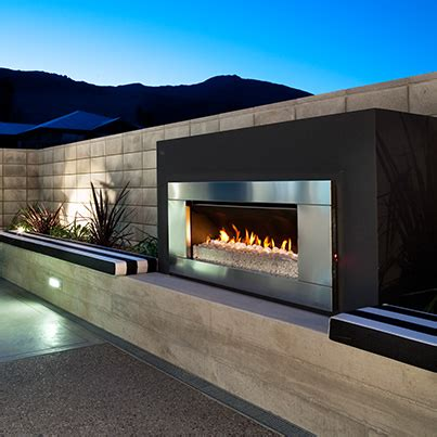 Outdoor Gas Fireplaces For Sale by Escea Ef5000 Outdoor On Sale Now At Woodpecker