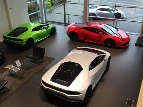 lamborghini sevenoaks on instagram white and green