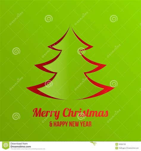 merry and happy new year card template merry new year greeting card vector stock