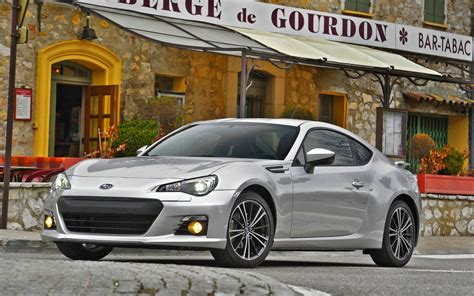 2013 Subaru Brz Static Silver 2 1440x900 Wallpaper