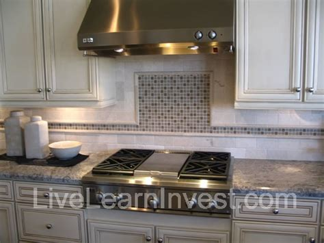 tile borders for kitchen backsplash granite countertops and kitchen tile backsplashes 3