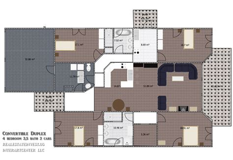 2 bedroom 2 bath duplex floor plans 2 bedroom 2 12 bath condo duplex plans with garage 2 12