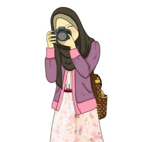 wallpaper animasi hijab loves photography muslim art pinterest photography