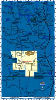 alamosa south central map colorado vacation directory