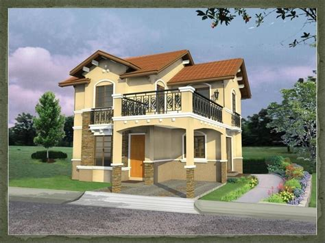 Lovely Home House Plans 11 Modern House Plans Designs Philippines Newsonair Org