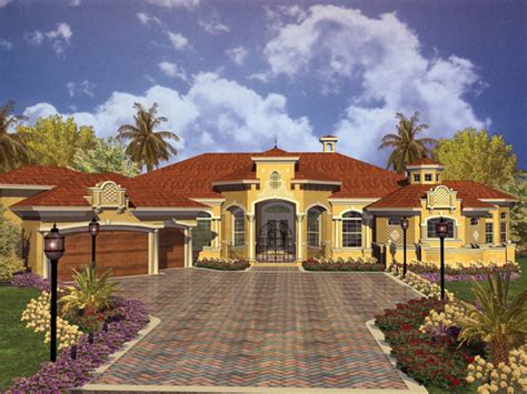 italian style homes italian style house spanish style homes house plans