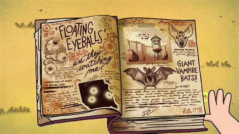 feenin for a real one 3 books bats gravity falls wiki fandom powered