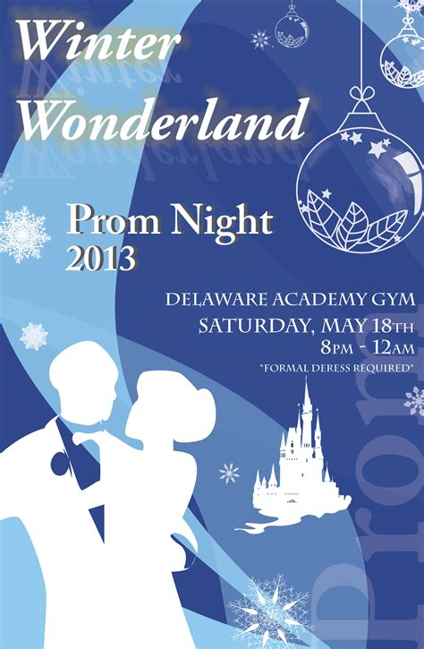 prom themes names independent study prom party poster yungchae seo