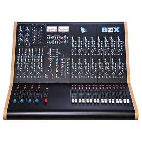 Mixer Console api the box analog mixing console at gear4music