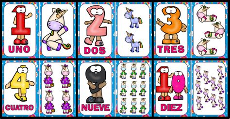 imagenes y videos navide 241 os los numerales tarjetas para trabajar los n 250 meros de 0 al 10 imagenes educativas