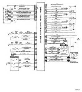 Chrysler Radio Wiring Diagrams Chrysler 300 Power Seat Wiring Diagram Get Free Image