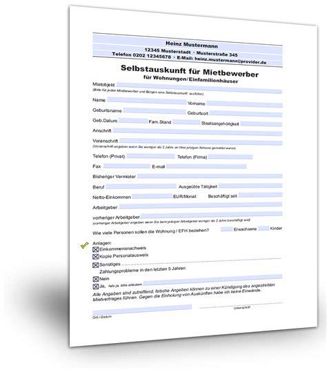 Musterbrief Schufa Eintrag Löschen Kostenlos Schufa Formular F 252 R Vermieter Schufa Bonit Tsauskunft
