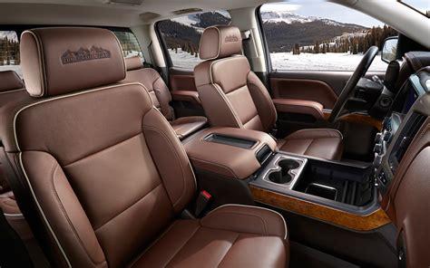 Chevrolet Silverado Interior 2014 Chevy 2500hd Interior Autos Weblog