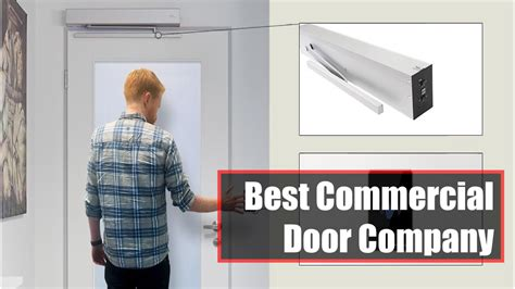 affordable  commercial door company    hour