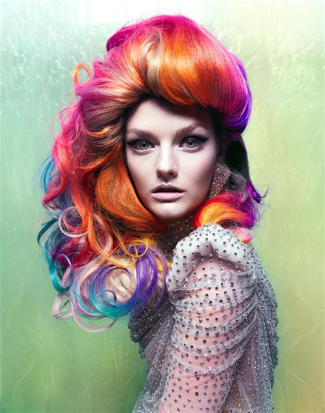 hairstyles crazy color crazy and daring hair color ideas bloglet com