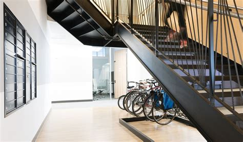 Bike Rack For Office by San Francisco Office And Coworking Space Union Square