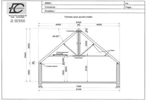 Calcul Charpente Bois Gratuit 4195 by Logiciel Plan De Charpente Gratuit