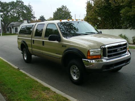 2000 Ford F250 Diesel by 2000 Ford F 250 7 3 Diesel Crew Cab For Sale