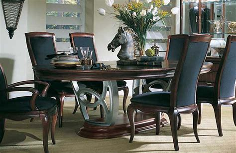 American Drew Cherry Grove Dining Room Set American Drew Camden Light 6 Piece Bar Height Ped Dining