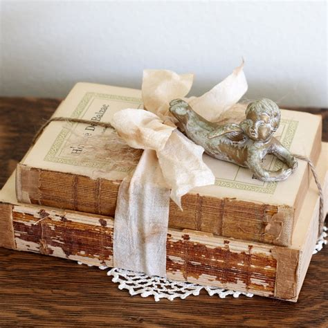 shabby chic book bundle