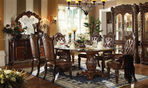Acme Dining Room Furniture Acme Furniture Vendome Casual Dining Room Collection By