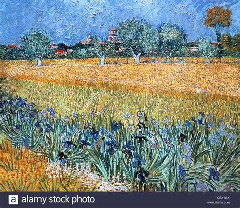 amsterdam museum flowers vincent van gogh 1853 1890 dutch painter field with