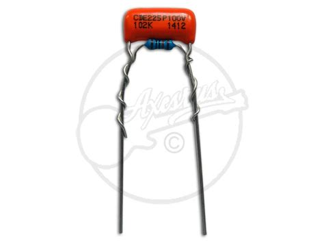 capacitor value for treble bleed treble bleed kit