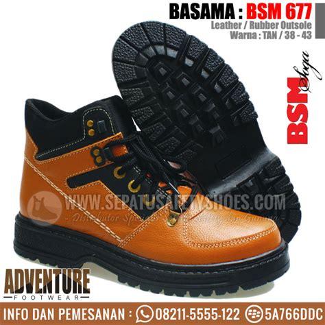 Sepatu Safety Raindoz sepatu gunung basama bsm 677 model formal dan simpel