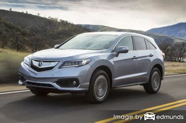 Cheap Rate Quotes for Acura RDX Insurance in Henderson, NV