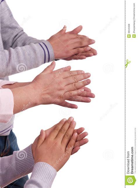 imagenes libres manos el aplaudir de manos humano fotos de archivo libres de