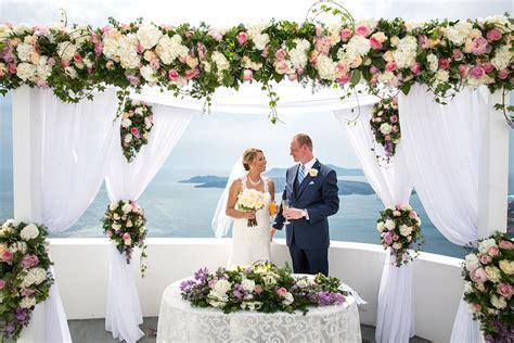 santorini wedding planner reviews