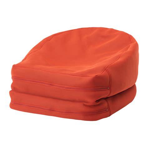 poltrona sacco ikea bussan poltrona sacco interno esterno arancione ikea