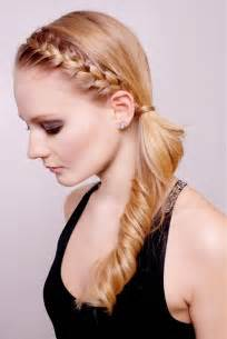 how to keep hairstyle simple and neat french braids to ponytail 11 ways to wear a ponytail so