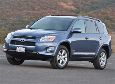 2012 Toyota Rav4 Reviews 2012 Toyota Rav4 Road Test And Review Autobytel